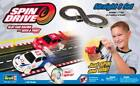 Revell RMXW6111 Spin-Drive Straight-8 Race 1/43 Scale Slot Car Set,