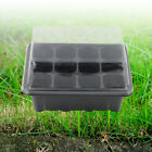 12 Cells Planting Growing Propagation Trays Seed Sprouter Trays for Gardening