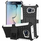Hybrid ShockProof Kickstand Dual Layer Case Cover for Samsung Galaxy S7 SM-G930