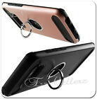 for SAMSUNG GALAXY S8 BACK HARD TPU SKIN CASE COVER GUARD FACEPLATE RING STAND
