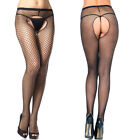 Sexy Women's Lace Mesh Pantyhose Black Tights Female Elasticity Stocking Hollow