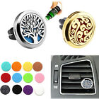 Steel Hollow Car Air Outlet Perfume Clip Freshener Scent Diffuser Auto Ornament