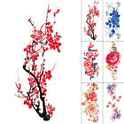 Unisex Floral Printed Body Art Long Lasting Temporary Tattoo Sticker Removeable