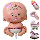 5PCS Cute Baby Shower Foil Christening Balloons Decoration? Kids Party Supply