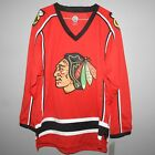 NHL Chicago Blackhawks Hockey Jersey New Mens Sizes MSRP 60