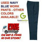 Used Uniform Work Pants Cintas, Redkap, Unifirst, G&K