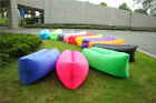 Внешний вид - Inflatable Air Sofa Bed Lazy Sleeping Camping Bag Beach Hangout Couch Windbed