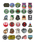 Star Wars Movie Series Patches Ultimate Collection Badge Applique Motif Irone UK $4.08 CAD on eBay