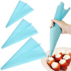 Reusable Silicone Icing Piping Cream Pastry Dessert Decorator Bag for Cake Tools