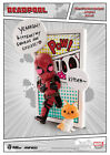 Beast Kingdom Ambush Cupid Pony Maid outfit Day dream Jump out Deadpool figure