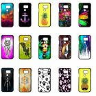 samsung galaxy s player - For Samsung Galaxy S7 Active Galaxy Retro Tardis Owl Designs Snap On Phone Case