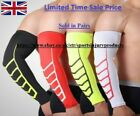 Anti UV Compression Arm Sleeves, Sold in Pairs - UK Seller