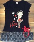 ladies ex store betty boop official merchandise pyjamas just £9.99 £9.99 GBP on eBay