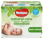 Kyпить HUGGIES Natural Care Baby Wipes, Unscented for Sensitive Skin, Hypoallergenic на еВаy.соm