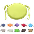 Indoor Dining Garden Patio Home Office Kitchen Round Chair Seat Pads Cushion QY