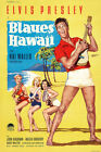 Posters USA - Blue Hawaii Elvis Presley Movie Poster Glossy Finish - MCP153