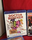 Severin Films Doctor Butcher Axe Wild Beasts Hot Nights Linda Burial Blu-Ray DVD