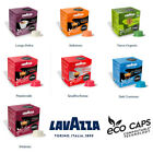 Lavazza A Modo Mio Taster Variety Selection Coffee Capsules Pods
