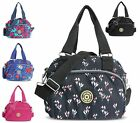 GIRLS LADIES CROSSOVER SATCHEL ZIP CASUAL BEACH FASHION SHOULDER BAG