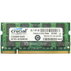 Crucial 2GB 4GB DDR2 PC2-6400 800Mhz Memory for Apple Macbook Pro iMac Mac Mini