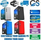 ULTIMATE GAMING PC CUSTOMISE Computer Intel CPU i3 SSD HDD 16 GB RAM WINDOWS 10