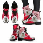 Valentine's Day Special-Toy Poodle Dog Print Boots For Women-Free Shipping