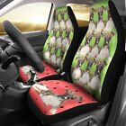 Whippet Dog Print Car Sheet Covers-Free Shipping