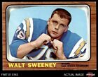 1966 Topps #126 Walt Sweeney Chargers VG/EX $4.0 USD on eBay