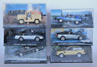 James Bond Classic Car Collection $15.0 AUD on eBay