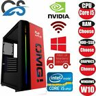 Ultra Fast I5  Desktop Gaming Computer Pc 2tb 16gb Ram Gtx 1060 Windows 10
