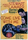 christmas film with james stewart - 35m-5736 Hedy Lamarr James Stewart film Come Live with Me 35m-5736