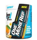 BPI Sports One More Rep - NEW Pre Workout Formula, 25 Servin