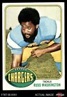 1976 Topps #38 Russ Washington Chargers EX/MT $5.0 USD on eBay