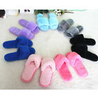 Women's Indoor Slippers Fashion Cotton Warm with Fur Women's Casual Home Shoes