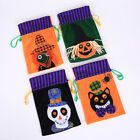 Halloween Candy Bag Satchel Rucksack Bundle Pocket Cute Drawstring Storage Bag