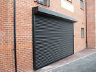ELECTRIC SHOP FRONT NEW STEEL SECURITY ROLLER SHUTTER - All sizes available!