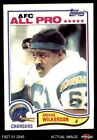 1982 Topps #240 Doug Wilkerson Chargers NM $0.99 USD on eBay