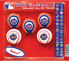6 MLB Baseball Cake Cupcake Toppers Party Favors Birthday Decorations Supplies
