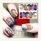 Nail Art Transfer Stickers Gel Tips DIY Stamping Drawing Image Template Stickers
