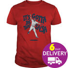 Matt Carpenter It 039 S Gotta Be The Salsa T shirt Red Ultra Full Size S - 5XL