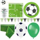Kicker Football Party Pack - Deluxe Tableware Kit for 16