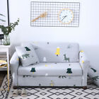 Floral Elastic Sofa Couch Cover Throw Sofa Protector Slipcover Home Decor