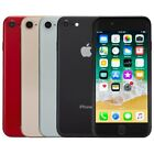 Apple Iphone 8 Smartphone At&t Sprint T-mobile Verizon Or Unlocked 4g Lte Ios