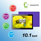 10.1'' 9  Inch Tablet PC Android 6.0 Quad Core 16GB/8GB HD WIFI Dual Camera WiFi