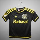 MLS Columbus Crew SC Adidas Soccer Jersey New Youth Size SMALL