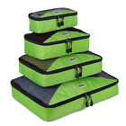 3/4 Lot Waterproof Travel Clothes Storage Bags Two-way Luggage Organizer Packing