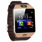 DZ09 Bluetooth Smart Watch Phone & Camera For Android iPhone samsung mate touch