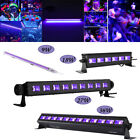 black light bar uv led 9w 18w