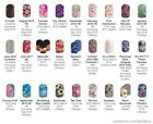 Even More Floral Garden Party ~ Jamberry retired and current ~ HALF sheets