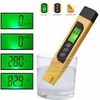 Portable Digital LCD Water Quality Testing Pen Purity Filter TDS Meter Tester